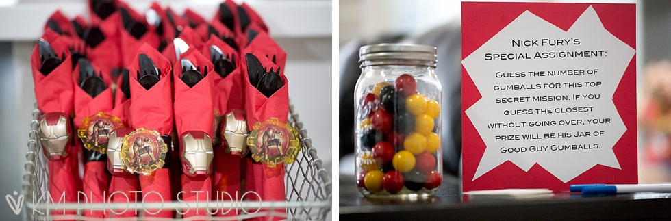 Iron Man Birthday Party Supplies Images