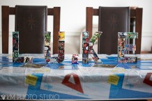 iron man birthday, superhero decoration, comic book, photo booth, dallas party photographer