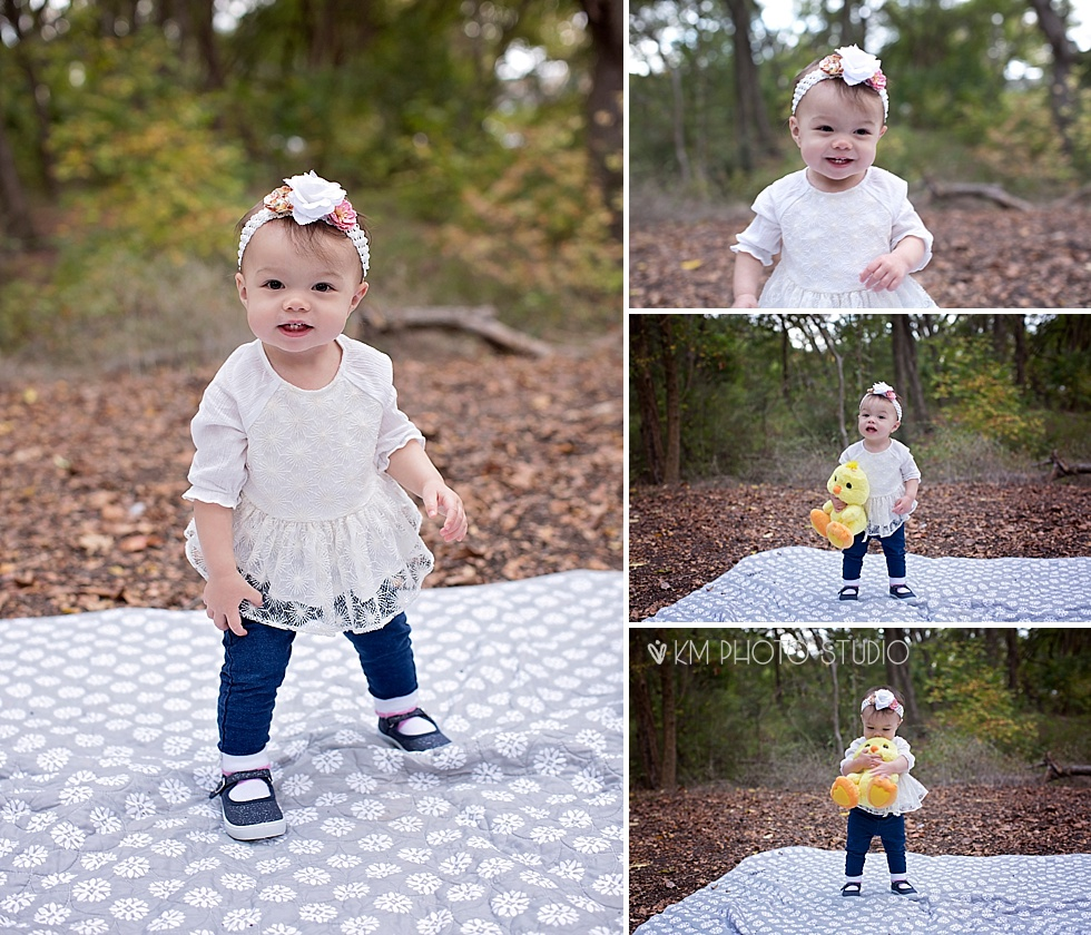Carrollton One Year Photographer, Plano Baby